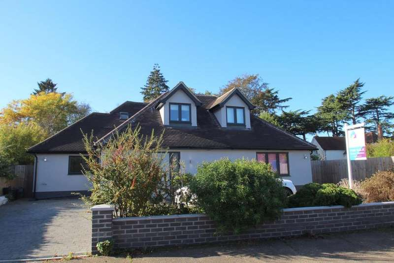 4 Bedrooms Detached House for sale in Off Fitzwalter Road, Lexden, Colchester