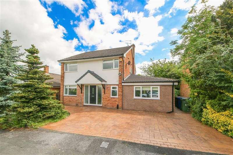 4 Bedrooms Detached House for sale in The Tarns, Gatley, Cheshire
