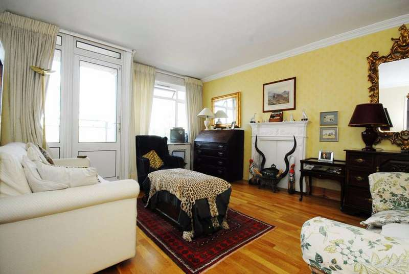 2 Bedrooms Apartment Flat for sale in Churchill Gardens, London, SW1V