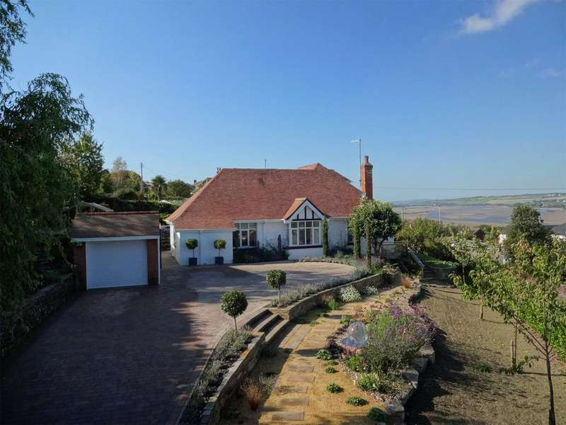 5 Bedrooms Detached House for sale in High Wall, Sticklepath