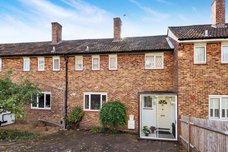 3 Bedrooms Terraced House for sale in Baizdon Road London SE3