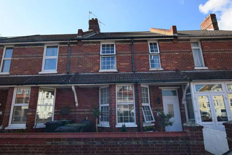 2 Bedrooms Terraced House for sale in Rylstone Road, Latimer Road, Eastbourne BN22