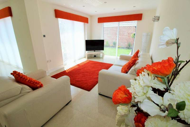 4 Bedrooms Bungalow for sale in Merlin Close, Birdwell, Barnsley, South Yorkshire, S70 5SA