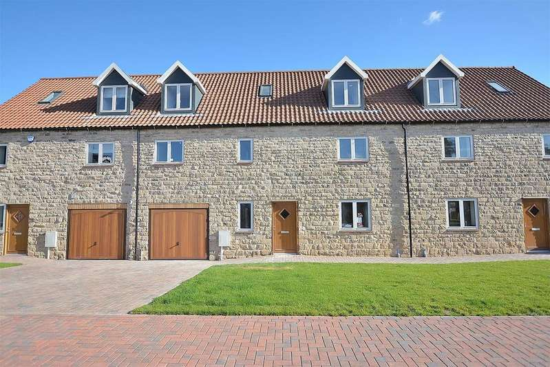 5 Bedrooms House for sale in Plot 2 'Bishops Barn - Wheat', Bishops Meadows, Church Warsop