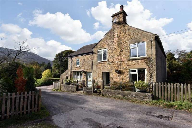 3 Bedrooms Cottage House for sale in Bakers Fold, Barber Booth, Edale, Hope Valley, Derbyshire, S33