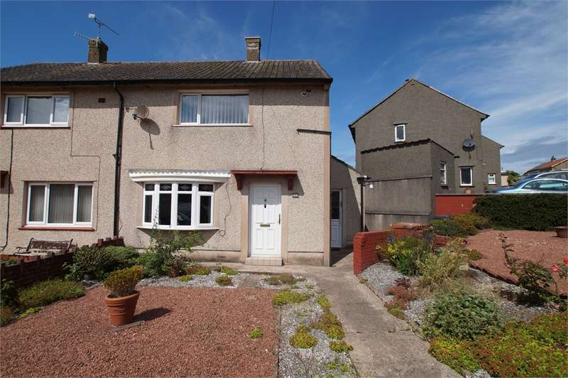 2 Bedrooms Semi Detached House for sale in CA28 8JN Westmorland Road, Hensingham, Whitehaven, Cumbria