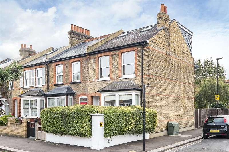 4 Bedrooms Mews House for sale in Park Road, Hounslow, TW3