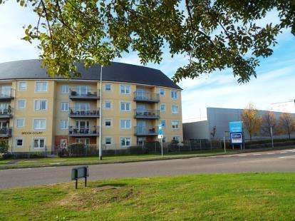 1 Bedroom Flat for sale in Brook Court, Savages Wood Road, Bradley Stoke, Bristol