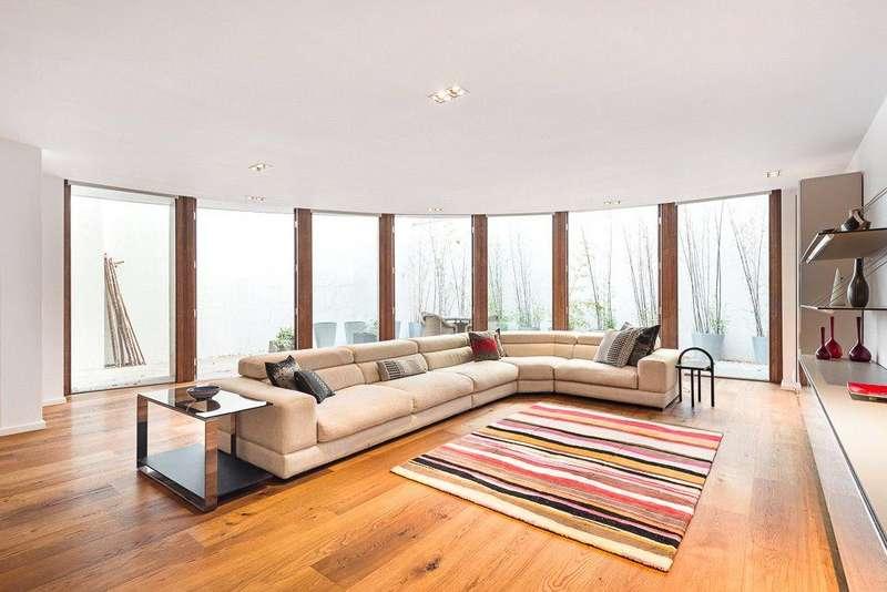 3 Bedrooms Flat for sale in Queen Anne Street, Marylebone, London, W1G