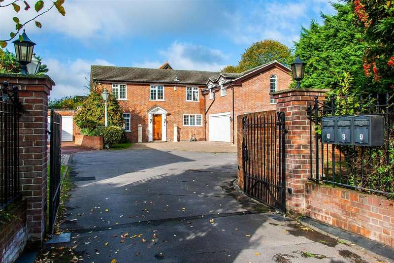6 Bedrooms Detached House for sale in Burnham, Buckinghamshire