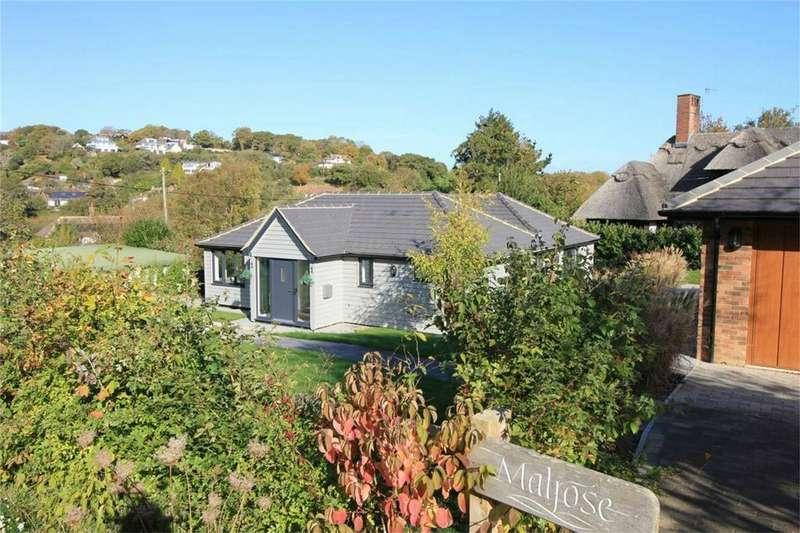 4 Bedrooms Detached Bungalow for sale in Pett Level Road, PETT LEVEL, East Sussex