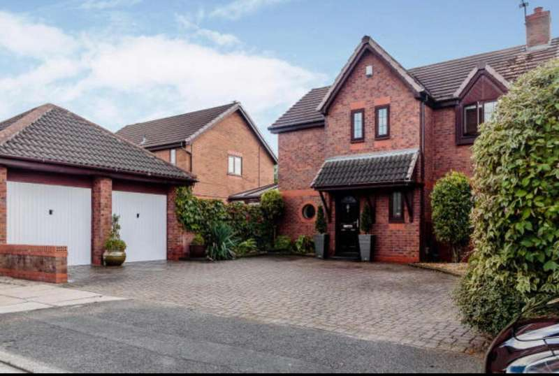 4 Bedrooms Terraced House for sale in Appleby Green, Liverpool, L12
