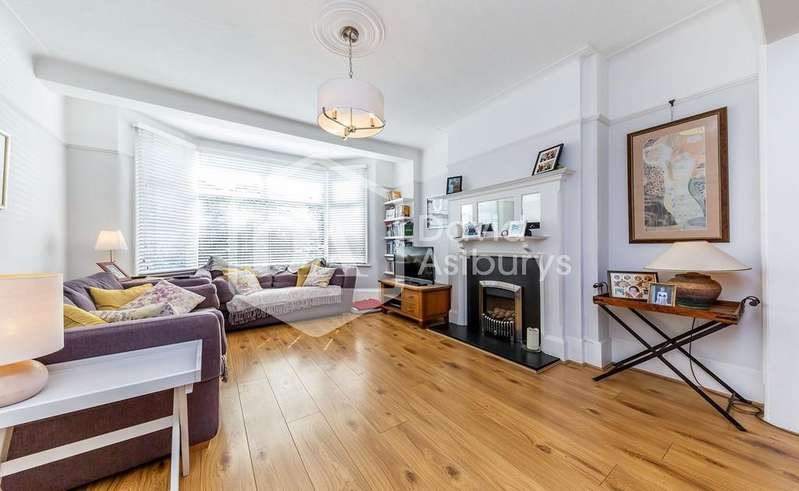 3 Bedrooms Semi Detached House for sale in Buxted Road, North Finchley N12