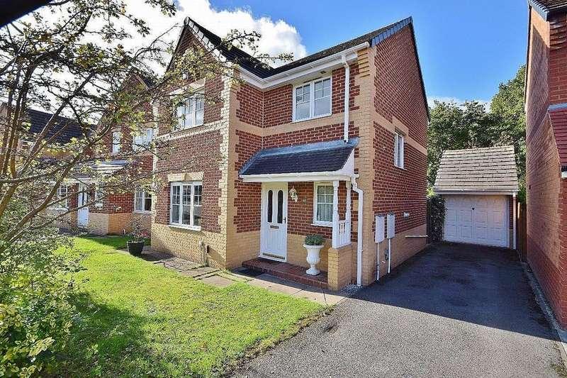 3 Bedrooms Detached House for sale in Lavington Avenue, Cheadle