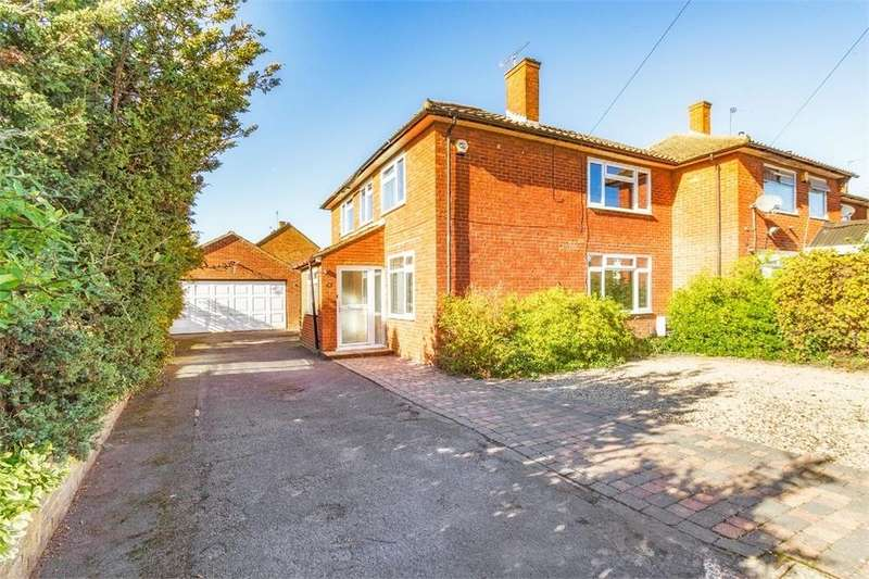 4 Bedrooms End Of Terrace House for sale in Woodford Way, Slough, Berkshire