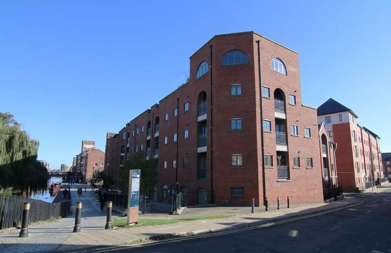 2 Bedrooms Apartment Flat for sale in Corbridge House, Seller Street, Chester, CH1