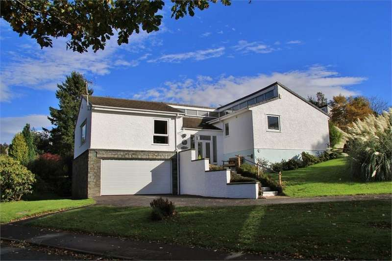 4 Bedrooms Detached House for sale in 6 Grange Park, Keswick, Cumbria