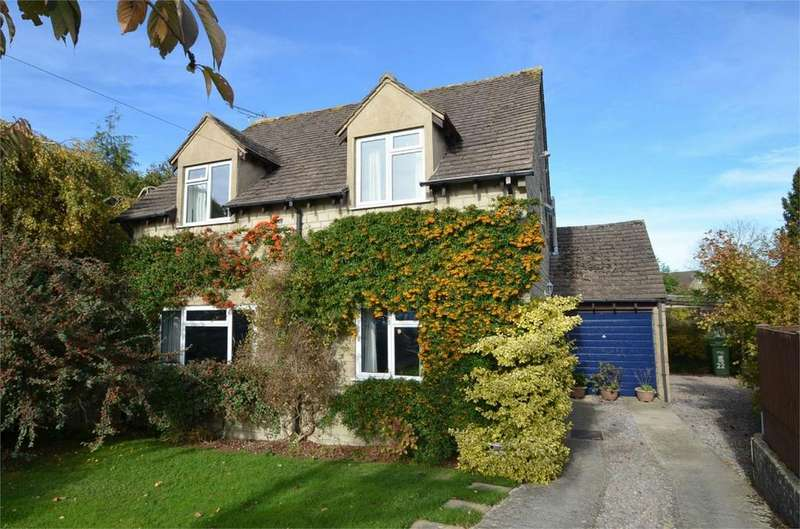 4 Bedrooms Detached House for sale in Lypiatt View, Bussage, Stroud, Gloucestershire