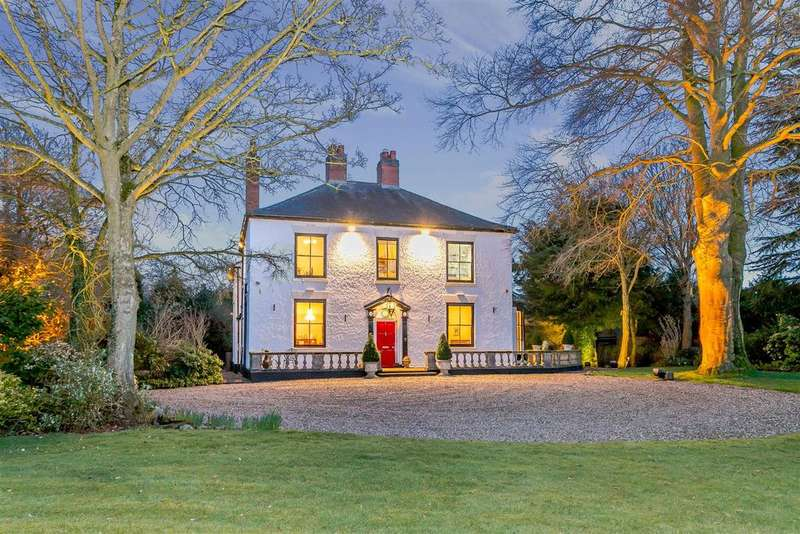 4 Bedrooms Detached House for sale in Barton Road, Barlestone, Near Market Bosworth, Leicestershire
