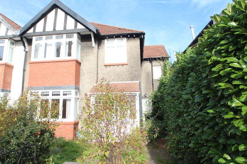 4 Bedrooms Semi Detached House for sale in Upper Cranbrook Road, Redland, Bristol BS6 7UP