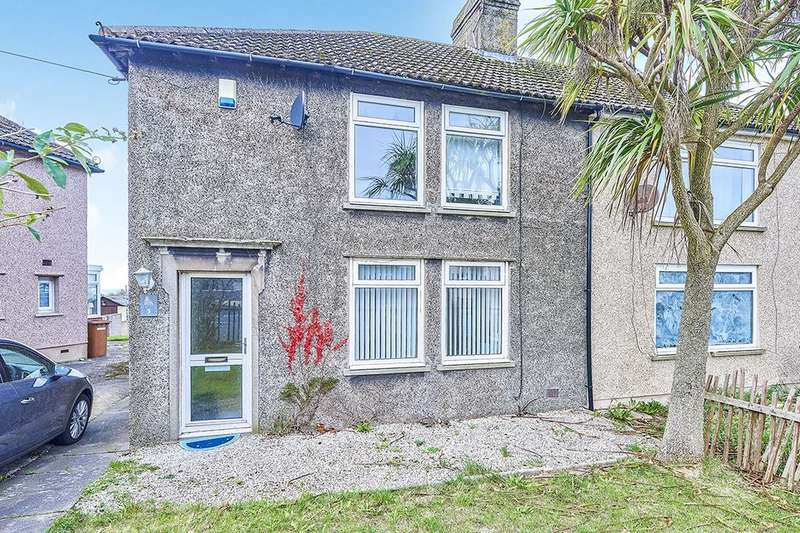 2 Bedrooms Semi Detached House for sale in Basket Road, Whitehaven, CA28