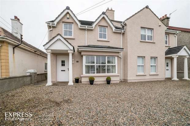 4 Bedrooms Semi Detached House for sale in Ballywillin Road, Portrush, County Antrim