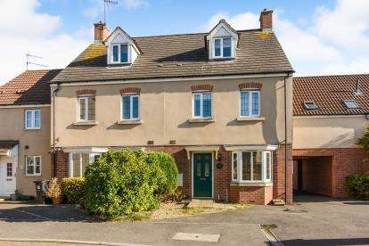 4 Bedrooms End Of Terrace House for sale in Clermont Close, Patchway, Bristol, Gloucestershire