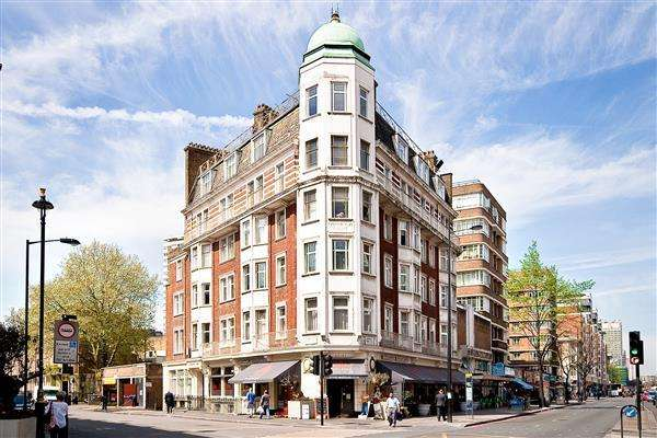 3 Bedrooms Flat for sale in CONNAUGHT STREET, HYDE PARK, W2