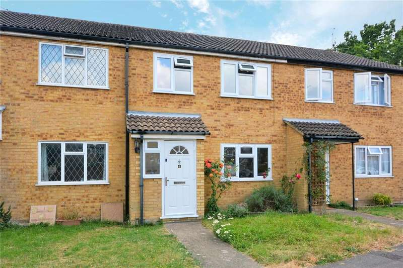 3 Bedrooms Terraced House for sale in Jupiter Way, Wokingham, Berkshire, RG41