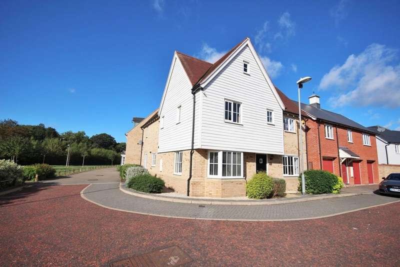 4 Bedrooms Detached House for sale in Lungley Rise, Colchester, CO2
