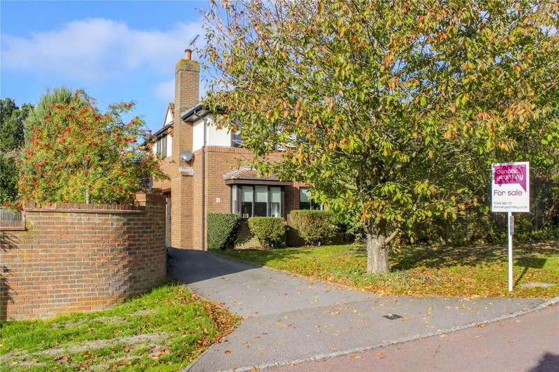 4 Bedrooms Detached House for sale in Westwates Close, Bracknell, Berkshire, RG12