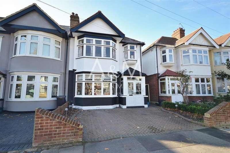 3 Bedrooms End Of Terrace House for sale in Glenthorne Gardens, Barkingside