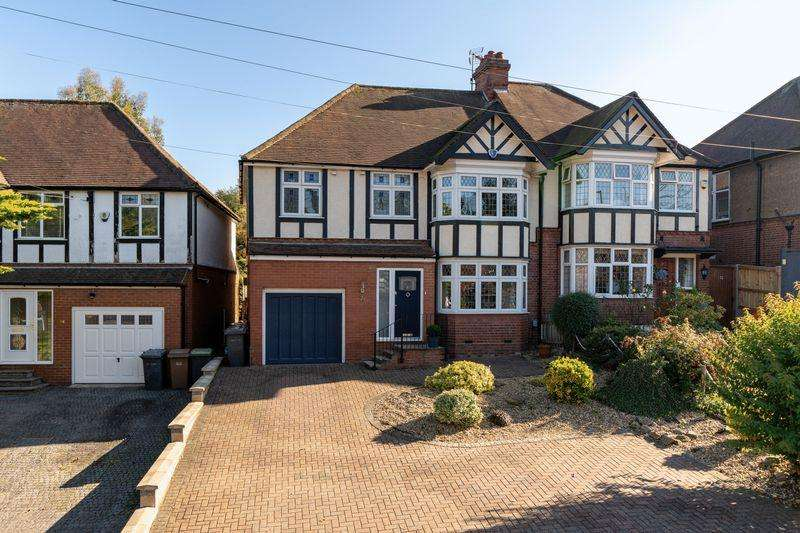 4 Bedrooms Semi Detached House for sale in Cutenhoe Road, Luton