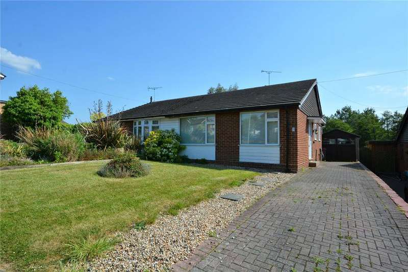 2 Bedrooms Bungalow for sale in Brookside, Wokingham, Berkshire, RG41
