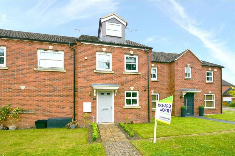 3 Bedrooms House for sale in Victoria Gardens, Wokingham, Berkshire, RG40