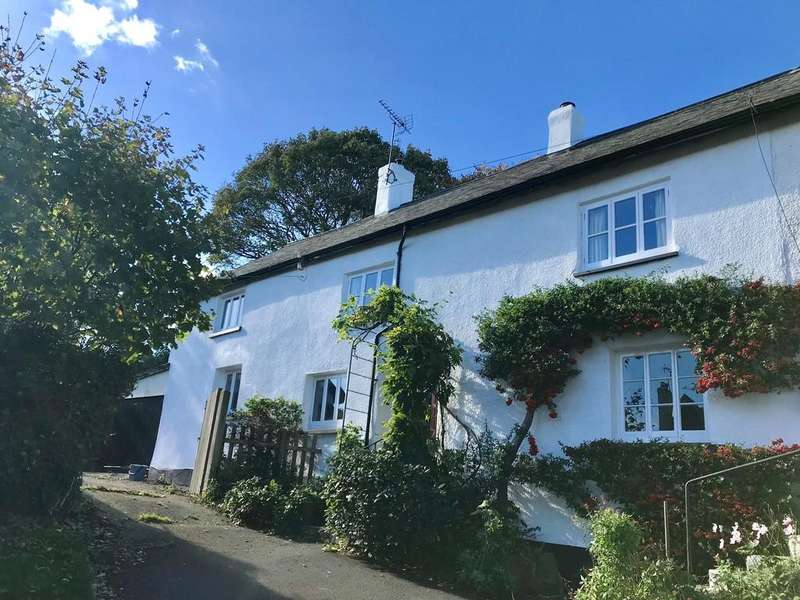 3 Bedrooms Cottage House for sale in South Tawton, Okehampton