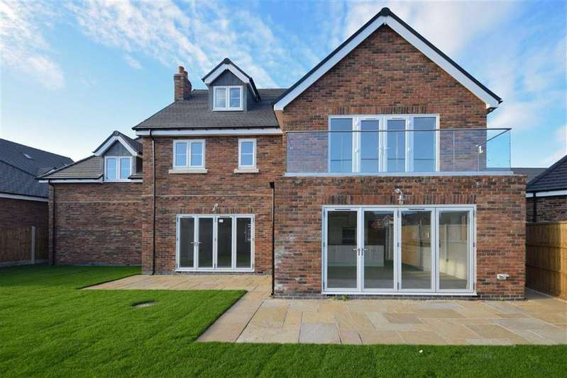 5 Bedrooms Detached House for sale in Winney Hill View, Ellesmere Road, Shrewsbury