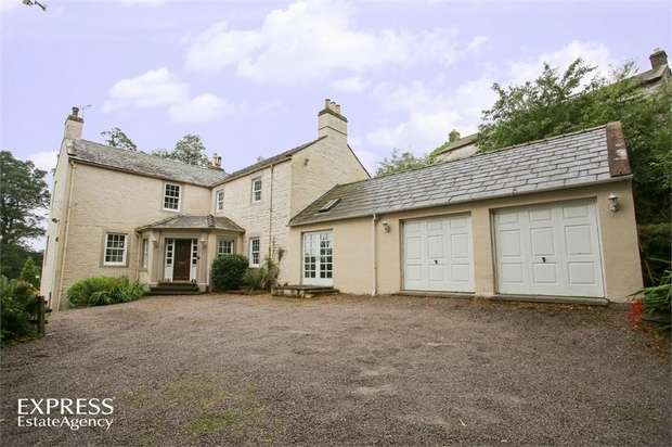 4 Bedrooms Detached House for sale in Bankend, Dumfries