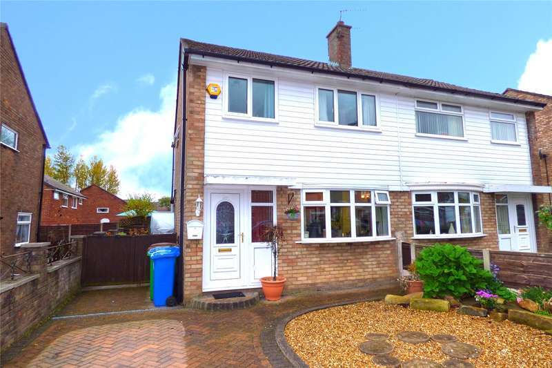 3 Bedrooms Semi Detached House for sale in The Medway, Heywood, Greater Manchester, OL10