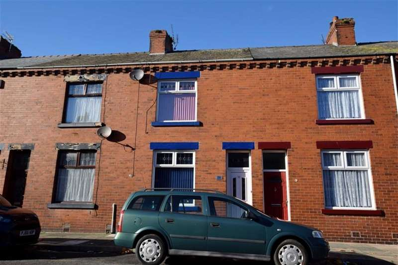 3 Bedrooms Terraced House for sale in Nelson Street, Barrow In Furness, Cumbria