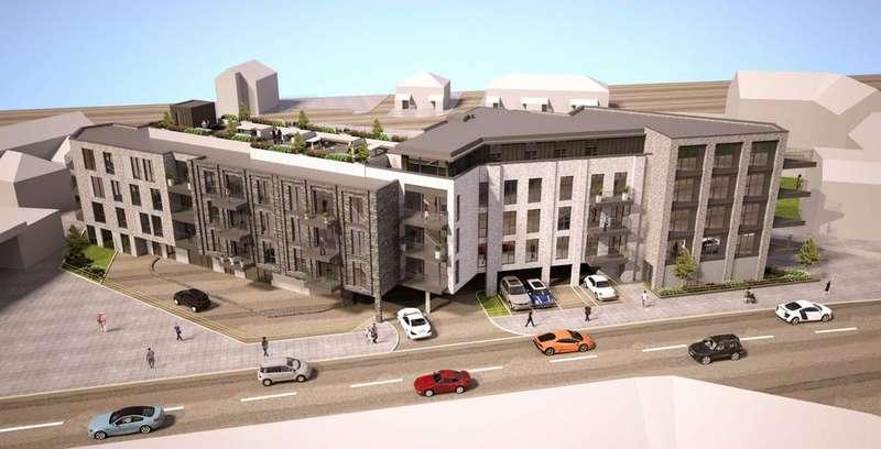 2 Bedrooms Apartment Flat for sale in Flat 6, On Park, Stoke Poges Lane, Slough, SL1