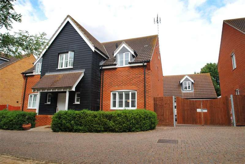 5 Bedrooms Detached House for sale in Daltons Shaw, Orsett, Grays, Essex, RM16