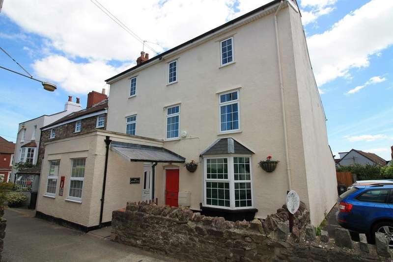 6 Bedrooms Semi Detached House for sale in Upper Myrtle Hill, Pill, North Somerset,