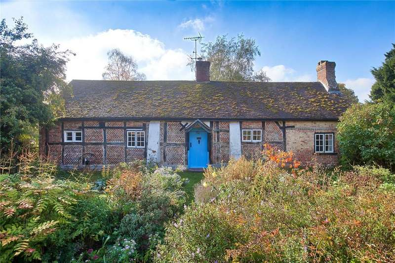 4 Bedrooms Detached House for sale in Martin, Fordingbridge, Hampshire