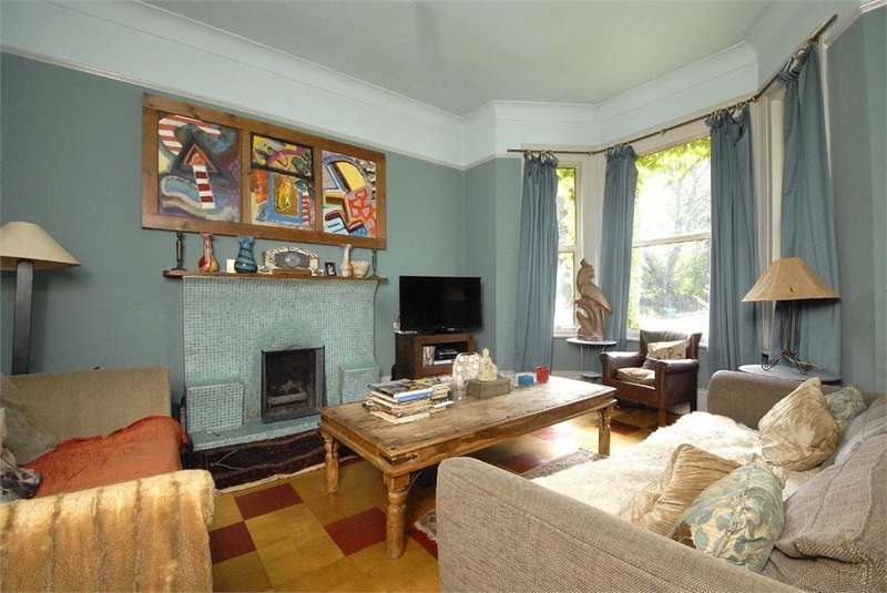 5 Bedrooms End Of Terrace House for sale in Overhill Road, East Dulwich