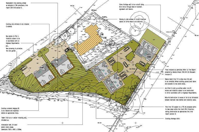 4 Bedrooms Land Commercial for sale in Black Brook, Sychdyn