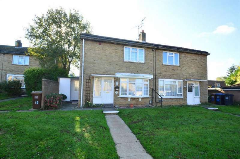 2 Bedrooms Semi Detached House for sale in Veritys, HATFIELD, Hertfordshire