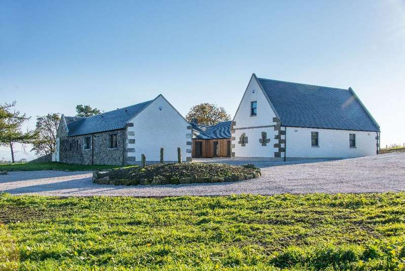 5 Bedrooms Country House Character Property for sale in Hillhead Farm, Dunduff KY12 0SF