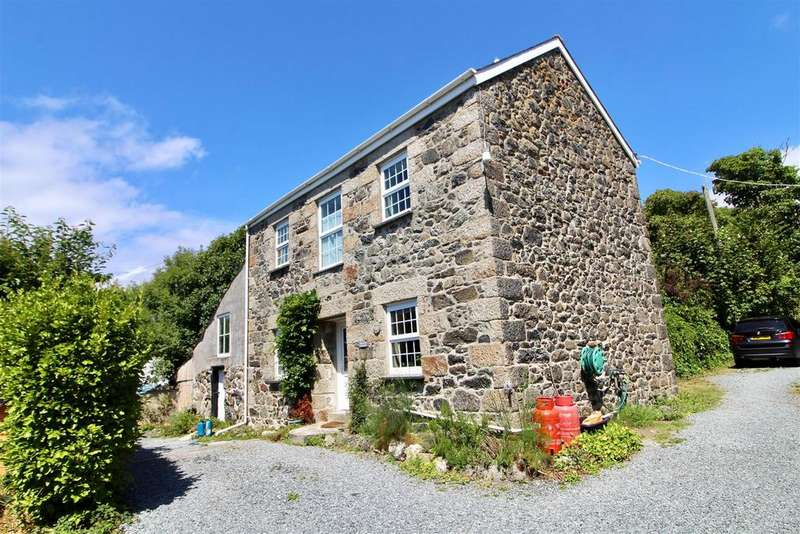 3 Bedrooms Unique Property for sale in Gwenter, Near Coverack