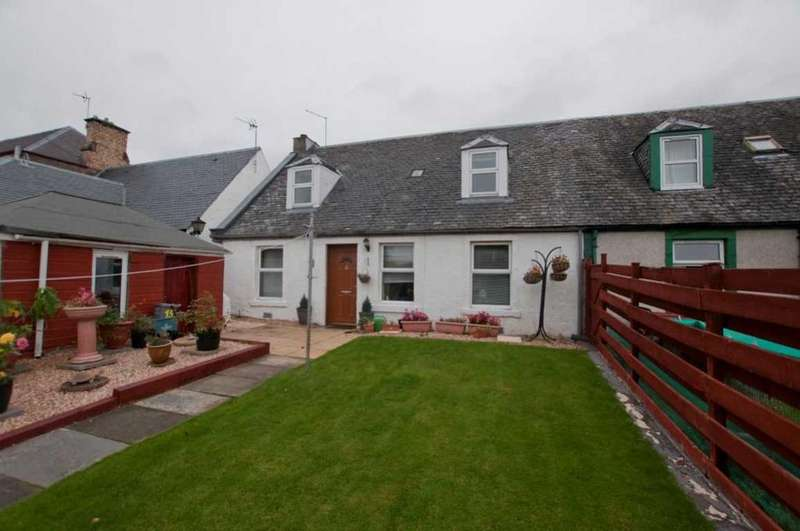 3 Bedrooms Cottage House for sale in 15 Crofthead, Tillicoultry, FK13 6AL, UK